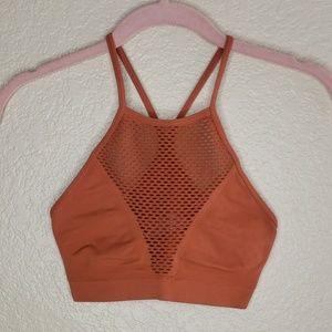 Burnt Orange Victoria's Secret Sport